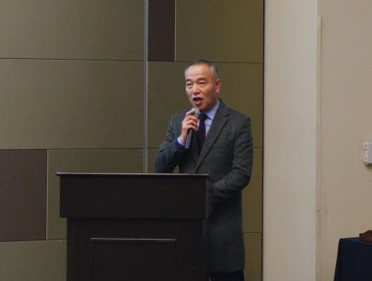 센코어테크 정용성 전무 -2016신년회 발표